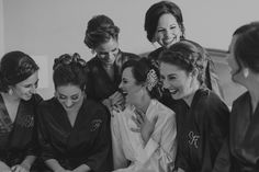 The moments of you getting ready with your girls for one of the biggest days of your life is something you'll never want to forget! With Saul Cervantes's photos you will be able to. Click the image to learn more. Photo credit: Saul Cervantes Wedding Photography
