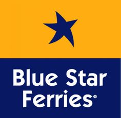 2000, Blue Star Ferries, Athens, Greece #BlueStarFerries (L21466)