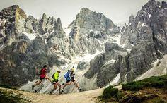 Trail Running Vacations - via Runner's World