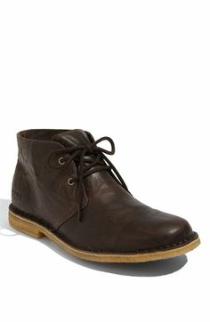 """""""Now this is an UGG I will accept any season"""" UGG® Australia Leighton Chukka Boot (Men) available at #Nordstrom"""