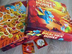 Spieletest: Die geheimnisvolle Drachenhöhle, Drei Magier Spiele