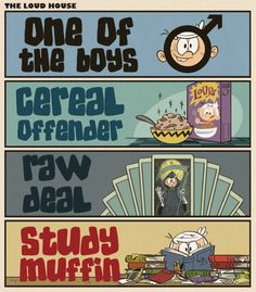 Another week of premieres, Loud Crowd! Don't miss these brand new episodes weekdays at 5 on Nick!