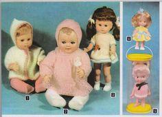 Katalog Konsument 1971/72 Puppen a ...