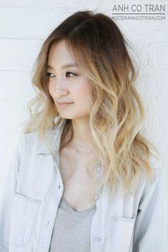 LA: GORGEOUS LONG FLOWING HAIR |