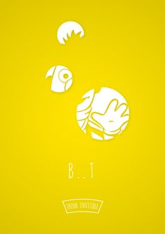 Think Invisible - Posters That Will Make You Think