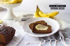 Otto's Naturals Cassava Flour Banana Bread @ meritandfork.com {Paleo, Gluten-Free, Nut-Free}