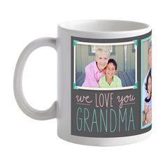 Gifts for Her_We Love You Grandma Mug