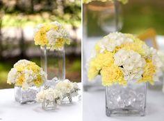 Yellow Wedding Ideas {Modern}