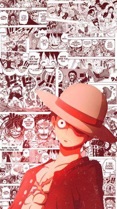 One piece : luffy - One Piece Ace, One Piece Luffy, Monkey D Luffy, Walpaper One Piece, Manga Art, Manga Anime, One Piece Deviantart, Mugiwara No Luffy, Animes Wallpapers