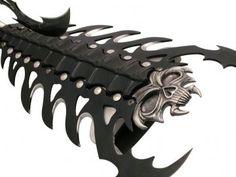 Fantasy Knife Display