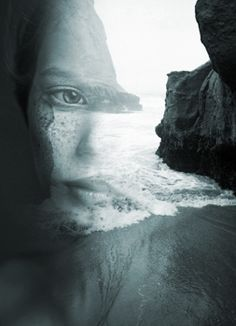 """Character profile: Bettimae *** Three Rivers Deep (book series) """"A two-souled girl begins a journey of self discovery... #elemental #underwater #sea  --  ☆ By Antonio Mora ☆"""