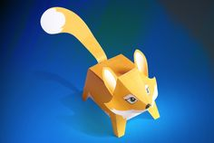 Embalagem raposa p/ doces-Petit Prince   PeuArt Ateliê Digital   Elo7