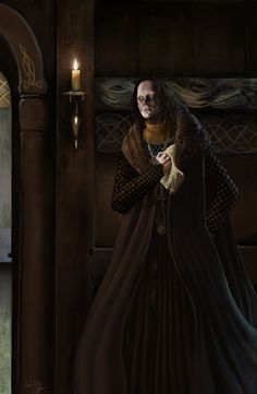 Grima Wormtongue by Leen-galeas DeviantArt The Hobbit Jrr Tolkien, Lotr, Fantasy Words, High Fantasy, A Dance With Dragons, The Two Towers, Thranduil, Lord Of The Rings, Middle Earth