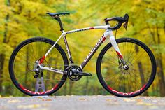 2014 Specialized CruX Expert Red Disc
