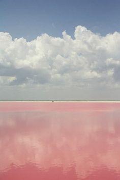 Lake Retba or Lac Rose – the pink lake in Senegal Lake Retba Senegal, Lago Retba, Lac Rose, Beautiful World, Beautiful Places, Magic Places, Pink Lake, Red Lake, Stoff Design