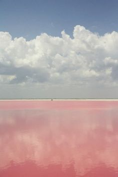 Lake Retba, Senegal #travel #vacation