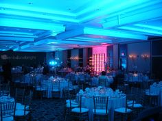 This room makes such a statement. We can do this for YOUR event!