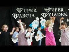 """""""Babcia tańczy rock&rolla"""" w wyk. """"Pszczółek"""" (Dzień Babci i Dziadka 2016) - YouTube Education, Youtube, Movies, Movie Posters, Rock, Christmas, Pictures, Xmas, Films"""