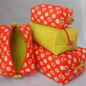 Bodobo Box Bags - via @Craftsy