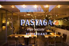 another restaurant to try . with pasta this time. Restaurant Montreal, Montreal Quebec, Restaurants, Places To Go, Canada, Neon Signs, Nature, Saint Laurent, Pasta