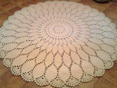 DYWAN SZYDEŁKOWY RĘCZNIE ROBIONY 230 cm - AnuszkaDesign - Dywany