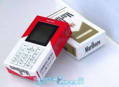 checkout this Marlboro mobile phone picture. isn't it funny.