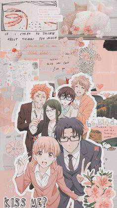 Narumi y Hirotaka 💕 - Anime & Manga Wallpaper W, Wallpaper Animes, Cute Anime Wallpaper, Animes Wallpapers, Cute Wallpapers, Manga Anime, Otaku Anime, Anime Art, Manga Art