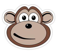 cartoon monkey clip art free cute cartoon monkey clipart rh pinterest com baby monkey face cartoon monkey face cartoon pictures