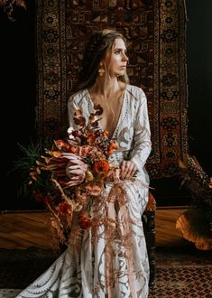 Wedding A Terracotta and Copper Bohemian Wedding Inspiration Do You Have All Of Your Garden Supplies Classic Wedding Dress, Fall Wedding Dresses, Boho Wedding Dress, Chic Wedding, Floral Wedding, Boho Bride, Bohemian Weddings, Indian Weddings, Bohemian Wedding Inspiration