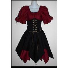 medieval dress short - Google Search