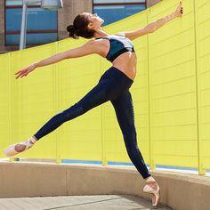 Alo Yoga Moto Legging #yoga #inspiration