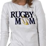 Rugby Mom vs Soccer Mom... RUGBY for me!