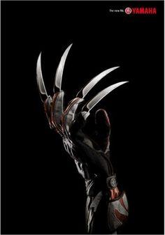 Freddy Krueger (and Nightmare on Elm Street) in advertising