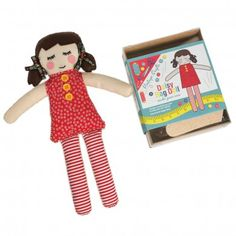 Make Your Own Rag Doll Craft Kit