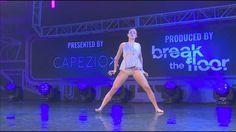Kalani Hilliker's solo: Free - DancerPalooza 2016