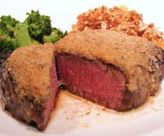 Outback Steakhouse Victoria's Crowned Filet Copycat Recipe