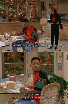 30 Times The Fresh Prince Was The Wittiest Person On '90s TV (via BuzzFeed Community)