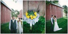 Pat + Leigh Ann - Mulberry Lane Farm Wedding - Hilbert, Wisconsin   Jenna Leigh