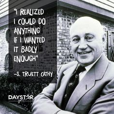 Truett Cathy, founder of Chick-fil-A, died on Monday, September at the age of He died peacefully at his home in Clayton County, Georgia. Job Quotes, Do Anything, Favorite Quotes, Things I Want, Success, Wisdom, Advice, Peace, Memories
