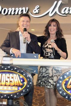 Marie Osmond - Donny and Marie Osmond in Las Vegas