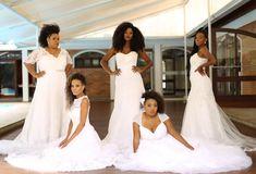 Noivas negras: vestidos de noiva - Foto Larissa Isis