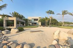 Breaking Regional Design Stereotypes: Luxurious Casa La Punta in Mexico