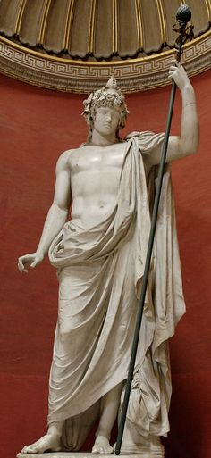 dionysus pictures | Dionysus, also called Bacchus (from bacca , berry), was the god of ...