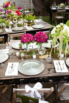 Outdoor Austin Wedding: Katie & Ryan's Austin Informal Outdoor Reception | Intimate Weddings - Small Wedding Blog - DIY Wedding Ideas for Small and Intimate Weddings - Real Small Weddings