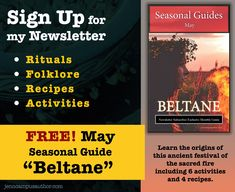 Seasonal Guide May -