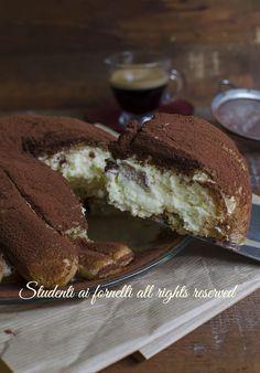 ricetta zuccotto tiramisu veloce ricetta torta gelato tiramisu facile veloce goloso ricetta dolce