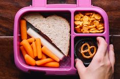 """In the age of """"What The Health,"""" we all know less ingredients the better. Here are 5 recipes made with just 3 ingredients that you can add to your lunchbox!"""