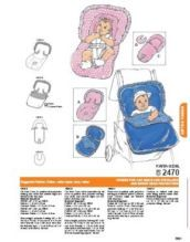 How to make a baby car seat cover. Where to find free baby car seat cover patterns online. Make a replacement infant car seat cover using a free sewing ...  sc 1 st  Pinterest & Baby Swaddle Pattern Free Printable | Carseat Canopy Whole ...