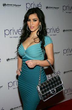 Photo | 50 Photos of Kim Kardashian That Look Nothing Like Kim Kardashian — Turns Out, She Wasn't Always A Spray Tan Addict | Bustle