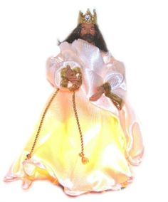 Happy Birthday Jesus King Of Glory Christmas Tree Topper Ornament
